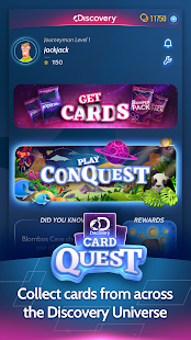 Discovery Card Quest - náhled