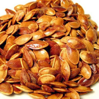 Spicy Roasted Pumpkin Seeds (Pepitas)