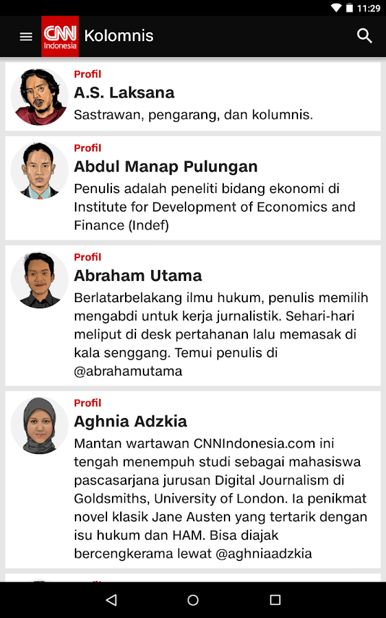 CNN Indonesia- screenshot
