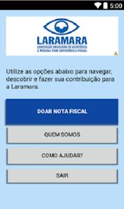 Nota Paulista Laramara screenshot 1