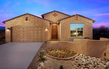 sahuarita Tucson home driveway image