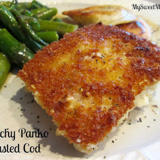 Cod With Panko Bread Crumbs Recipes.