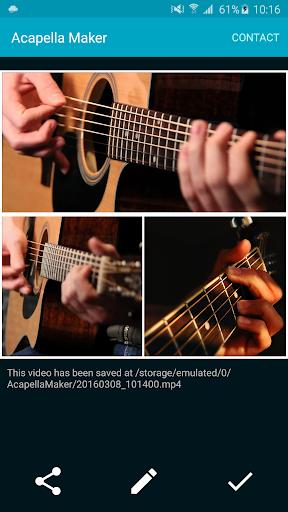 Acapella Maker - Video Collage 0.9.2 Screenshots 8