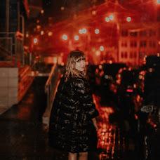 Wedding photographer Evgeniya Kharina (clubphotojen). Photo of 16.10.2018