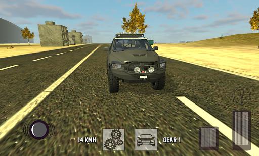 4x4 Offroad Truck 4.0 Mod screenshots 1