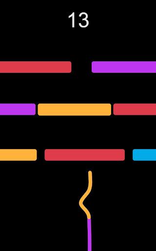Snake VS. Colors 1.7.0 APK MOD screenshots 2