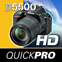 Nikon D5500 from QuickPro icon