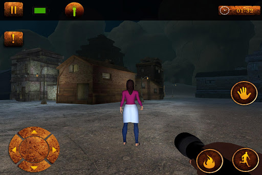 Evil Haunted Ghost – Scary Cellar Horror Game 1.2 screenshots 3