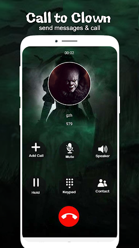 Pennywise's Clown Call & Chat Simulator ClownIT screenshot 10
