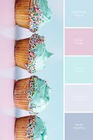 Cupcake Palette - Pinterest Pin item