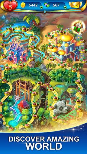 Lost Jewels - Match 3 Puzzle 2.125 screenshots 2
