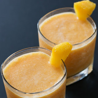 Orange Pineapple Margarita