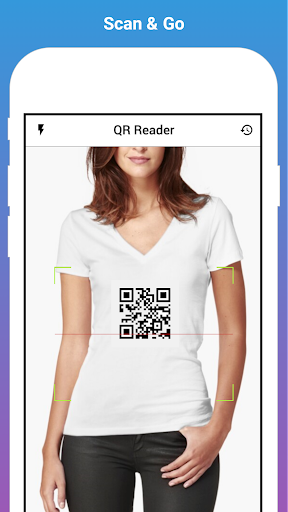 QR Code Reader & Scanner screenshot 9