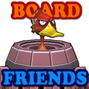 Board Game Friends (2players, 3players, 4players)