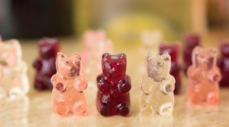 Wine Gummy Bears Recipe (Red, White, & Rosé) Recipe