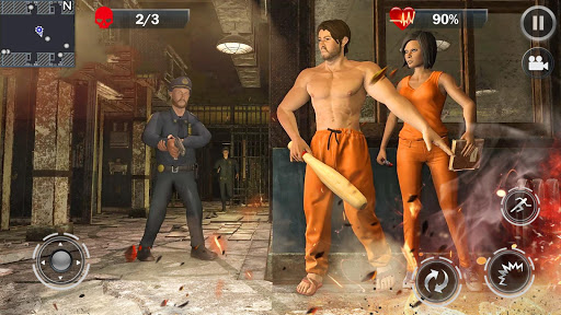 Prison Survival Mission 3D - screenshot