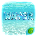 GO Keyboard Theme Water icon