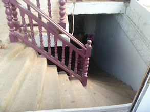 Photo: I have trouble saying no to staircases...