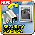 Security Camera for Minecraft PE icon