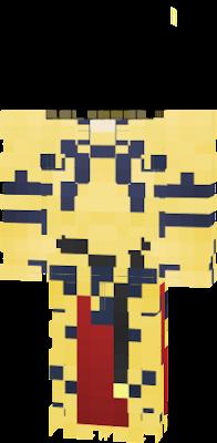 Fate Gilgamesh armor