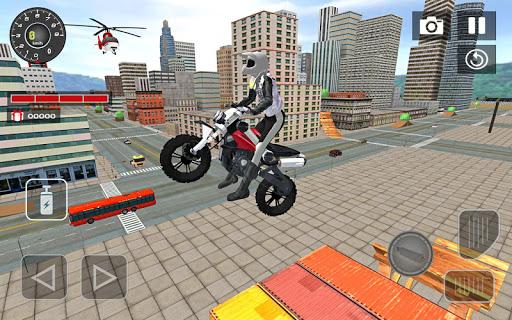 Sports bike simulator Drift 3D apkpoly screenshots 19
