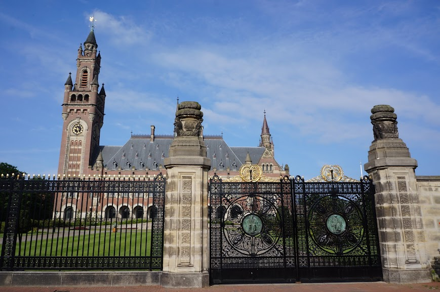 Peace Palace, Den Haag, Holland (2014)