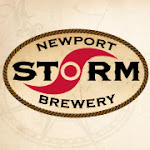 Logo for Newport Storm Brewing Co