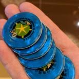 Gambling at Grand Lisboa in Macau in Macau, , Macau SAR