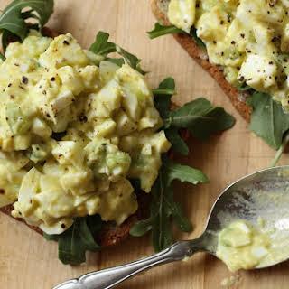 Egg Salad Without Mayonnaise Recipes.