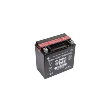 YUASA MC batteri YTX14H-BS lxbxh=150x87x145mm