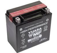 YUASA MC batteri YTX14H-BS lxbxh=150x87x145mm