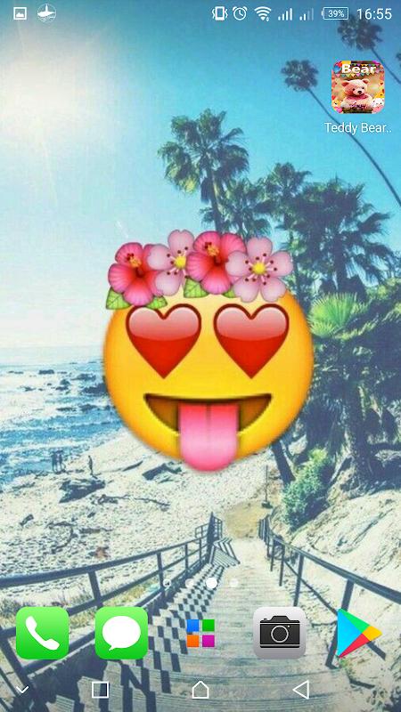 Emoji Wallpapers 😎😘😍 Cute backgrounds 🙈 🙉 🙊 screenshots