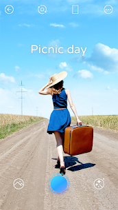 PICNIC – photo filter for dark sky, travel apps 2
