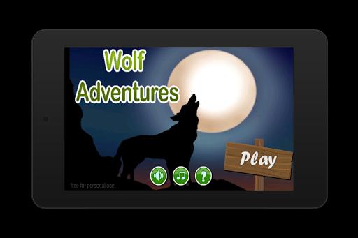 Wolf Adventures - wolf quest