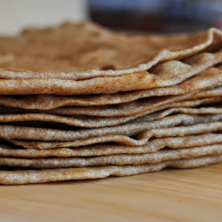 Sprouted Whole Wheat Skillet Tortillas