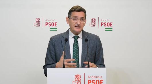 """""""No se puede culpar a los almerienses"""", responde el PSOE a la Junta"""