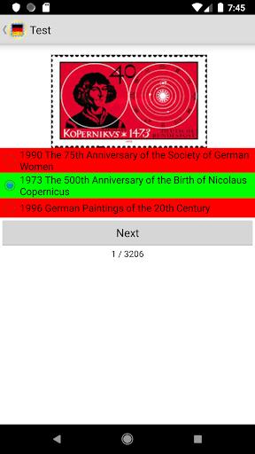 Stamps of German screenshot 12