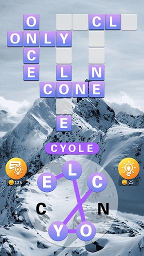 Words Sky - Brain Train Casual Game for Free screenshots 4