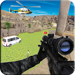 Counter Helicopter Shooter 3d Icon