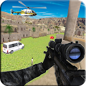 Counter Helicopter Shooter 3d