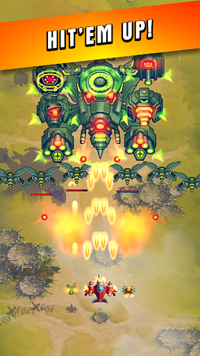 HAWK – Alien Arcade Shooter. Freedom squadron