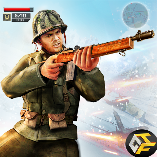 World War 2 Army Survival: FPS Shooting Game file APK for Gaming PC/PS3/PS4 Smart TV