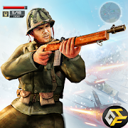 World War 2 Army Survival : FPS Sniper Shooter