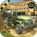 US OffRoad Army Truck driver 2017 icon