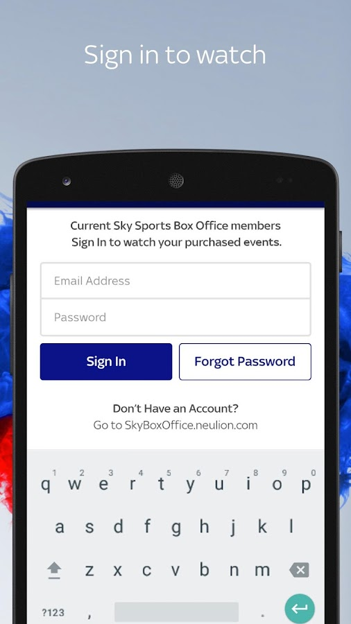 Sky sports box office android apps on google play - Can you watch sky box office on sky go ...