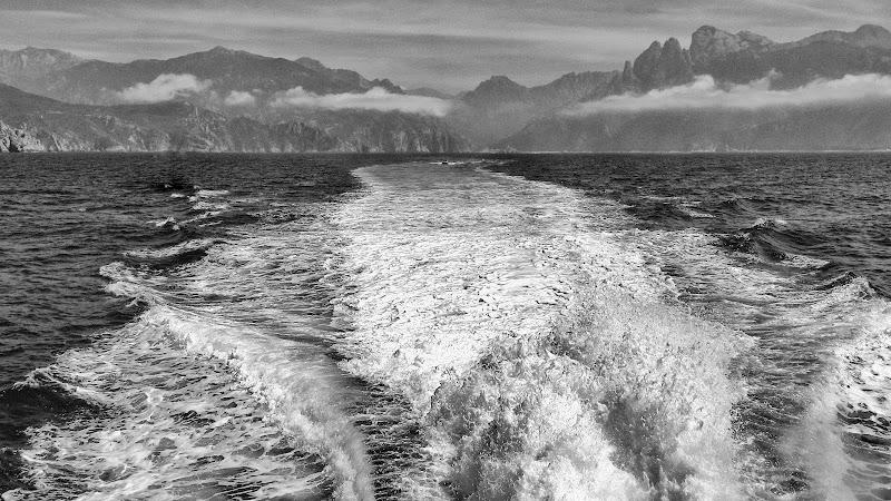 Scia nel mare corso di marvig51