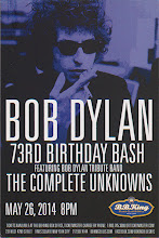 Photo: BB King Blues Club & Grill, New York Bob Dylan 73rd Birthday Bash featuring The Complete Unknowns May 26, 2014