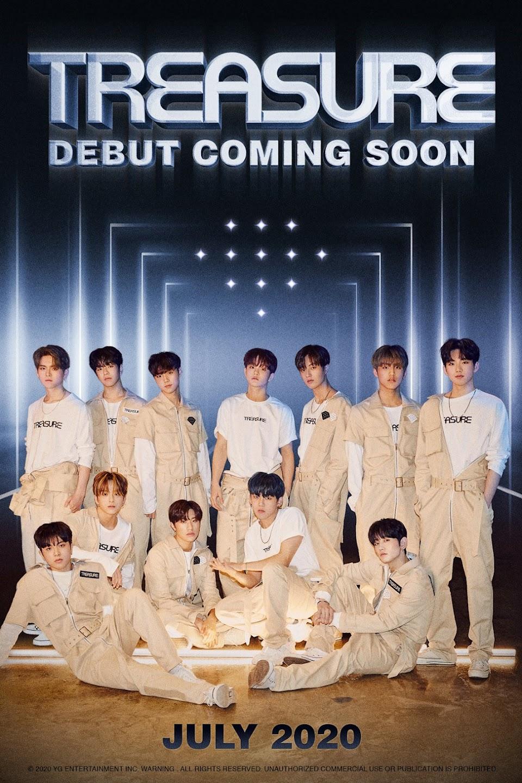 treasure debut coming