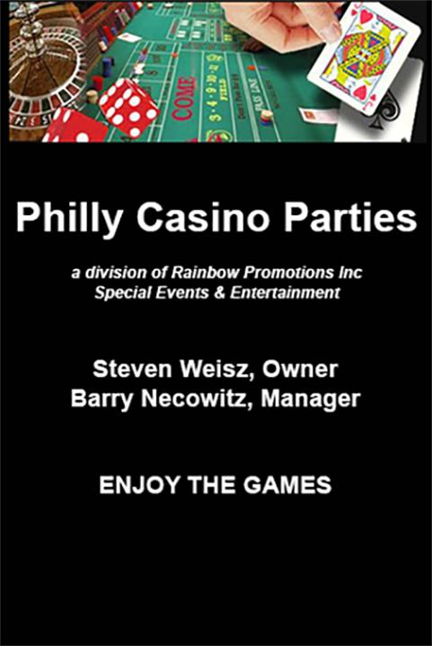 Philly Casino Parties- screenshot