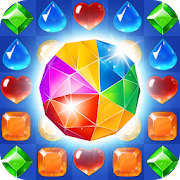 Gems & Jewels - Match 3 Jungle Puzzle Game